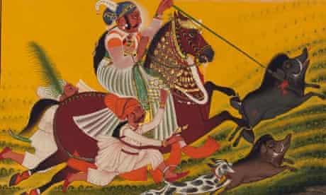 james ivory indian miniatures