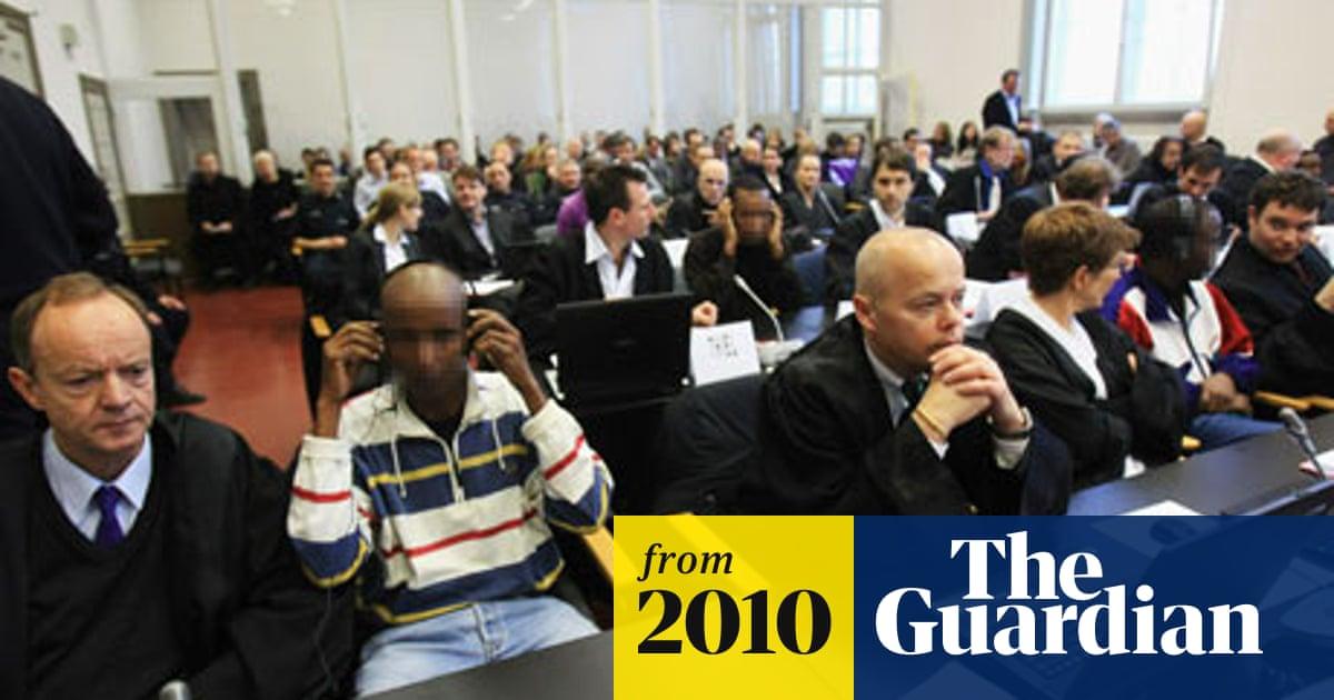 Somali 'pirates' go on trial in Hamburg | World news | The Guardian