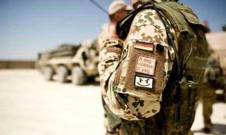 german army soldier