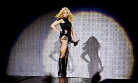 Madonna - Concert in Rome