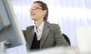 woman office tax break ireland
