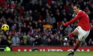 Dimitar Berbatov, Manchester United, Blackburn Rovers, Premier League