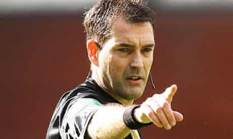 Soccer - Dougie McDonald Filer