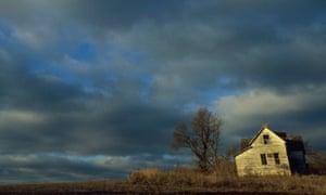 farmhouse in nebraska