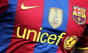 d7a1e31deaf Barcelona sign record £25m a year shirt sponsorship deal with Qatar charity