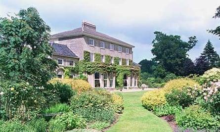 Ellingham Hall near Bungay, Suffolk