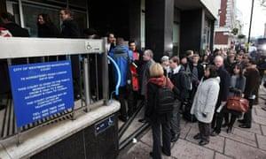 Julian Assange's bail hearing