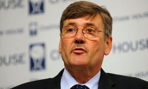 Former Defence Secretary Bob Ainsworth
