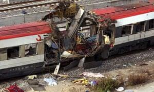 Madrid bomb attacks