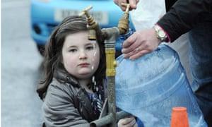 Northern Ireland water crisis
