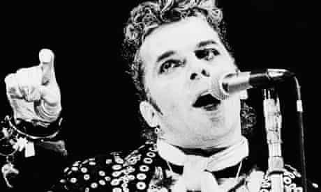 Ian Dury Performs Live In London