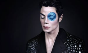 Michael Jacksons Blue Eye