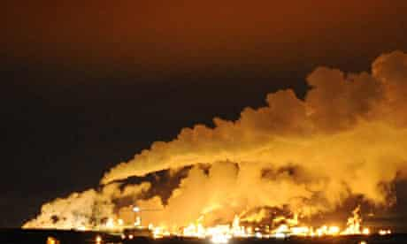 Syncrude oil sands