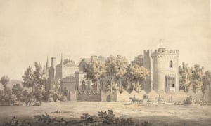 Horace Walpole And Strawberry Hill Art And Design The Guardian