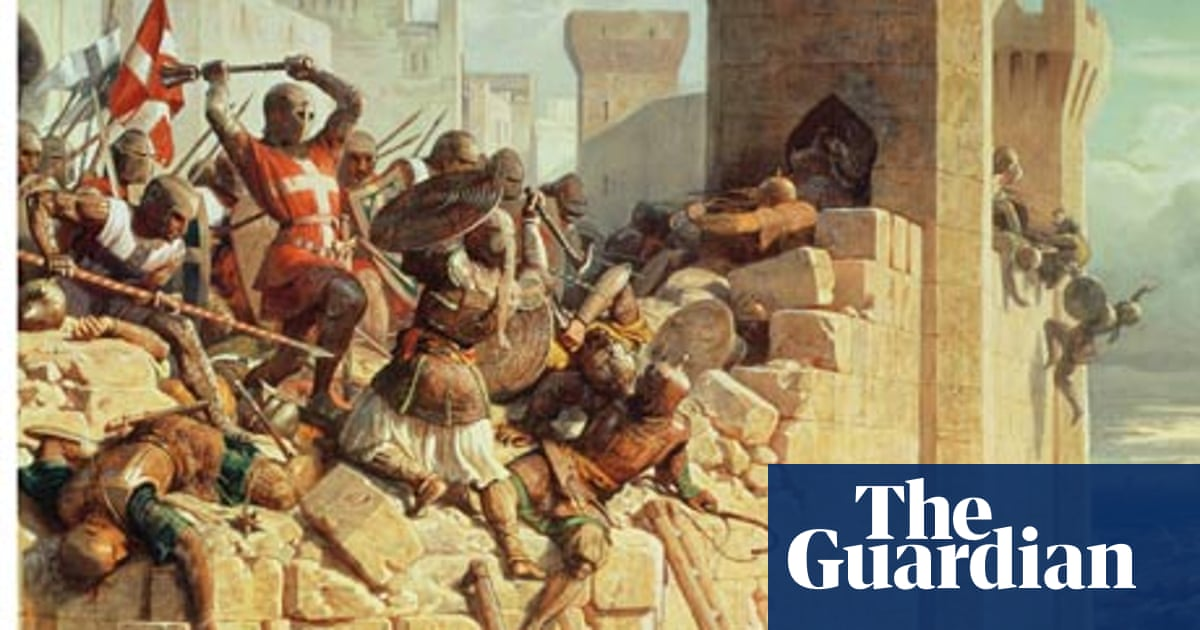 The Crusades: The War for the Holy Land by Thomas Asbridge   Books   The Guardian