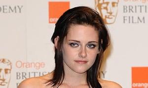 Kristen Stewart at Baftas