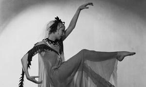 Ballet Dancer Wendy Toye
