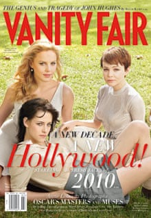 Vanity fair cover, March 2010