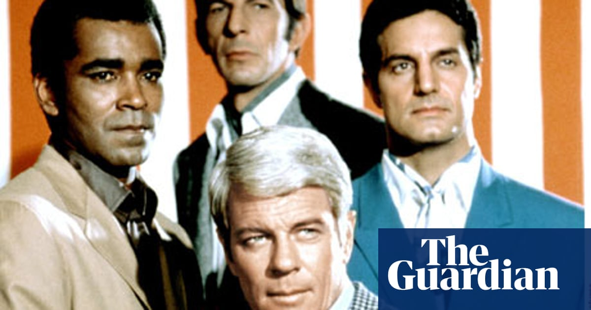 Peter Graves Obituary Television The Guardian