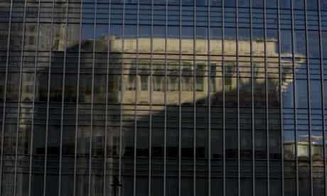 Lehman Brothers' London office