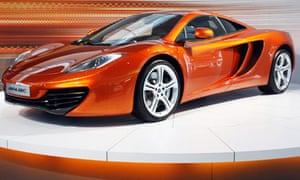 mclaren buy back 40% stake of company from mercedes | sport | the