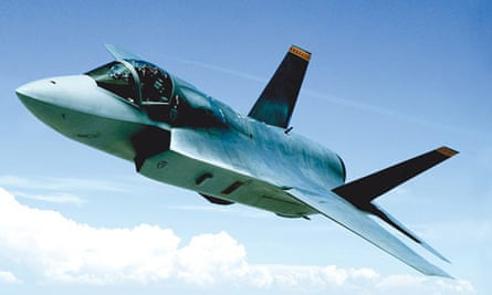 BAE Systems F-35 fighter