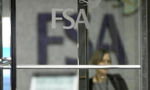 Financial Services Authority FSA