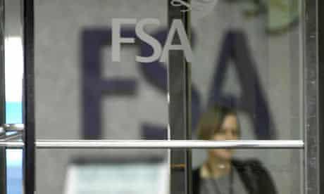 Financial Services Authority FSA