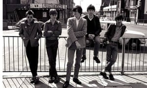 New wave band the Undertones chronicled Teenage Kicks with a Derry twist in the late Seventies.
