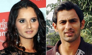 The Indian tennis star Sania Mirza and Pakistani cricketer Shoaib Malik are to marry.