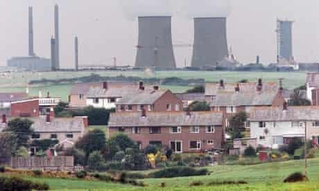 Sellafield, Cumbria, 1990s