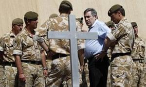 Gordon Brown, Afghanistan