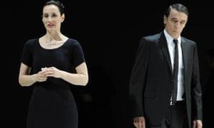 Philip Langridge and Agneta Eichenholz