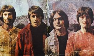 Kinks album cover village green preservation