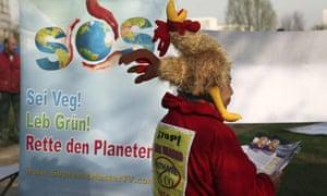 Environmental campaigner, Bonn