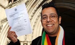 Simon Singh libel appeal