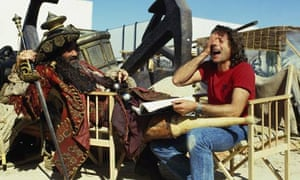 The big picture: on the set of Roman Polanski's Pirates