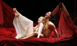 Troilus and Cressida, with Rachel Pickup and Adam Levy.