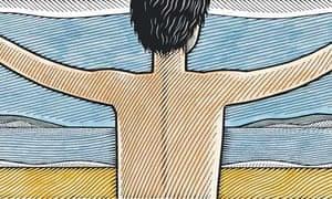 illustration by clifford harper for greek poetry