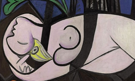 Pablo Picasso's 1932 'Nude, Green Leaves, and Bust