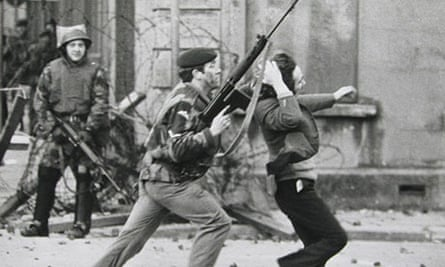Derry on Bloody Sunday