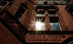 The old Prudential HQ in Holborn, central London.