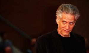 Rome Film Festival 2008: David Cronenberg - Red Carpet
