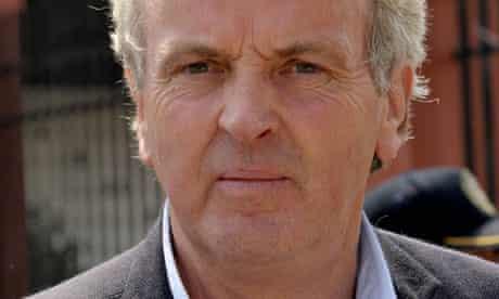 UK's former French ambassador Sir John Holmes
