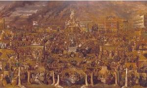 The Worship of Bacchus by George Cruikshank