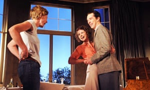 After the dance Terence Rattigan National Theatre