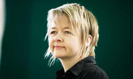 Writer Sarah Waters