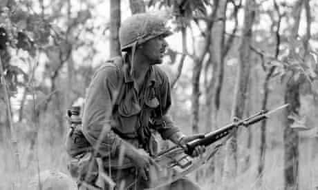 la drang valley, vietnam 1965