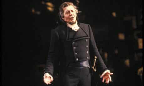 Cesare Siepi as Don Giovanni in 1981.