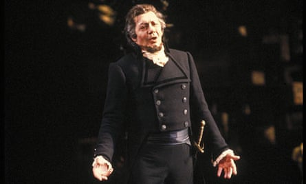 Cesare Siepi as Don Giovanni in 1981.